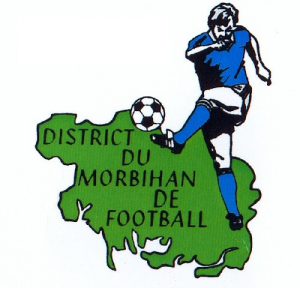 logo district morbihan