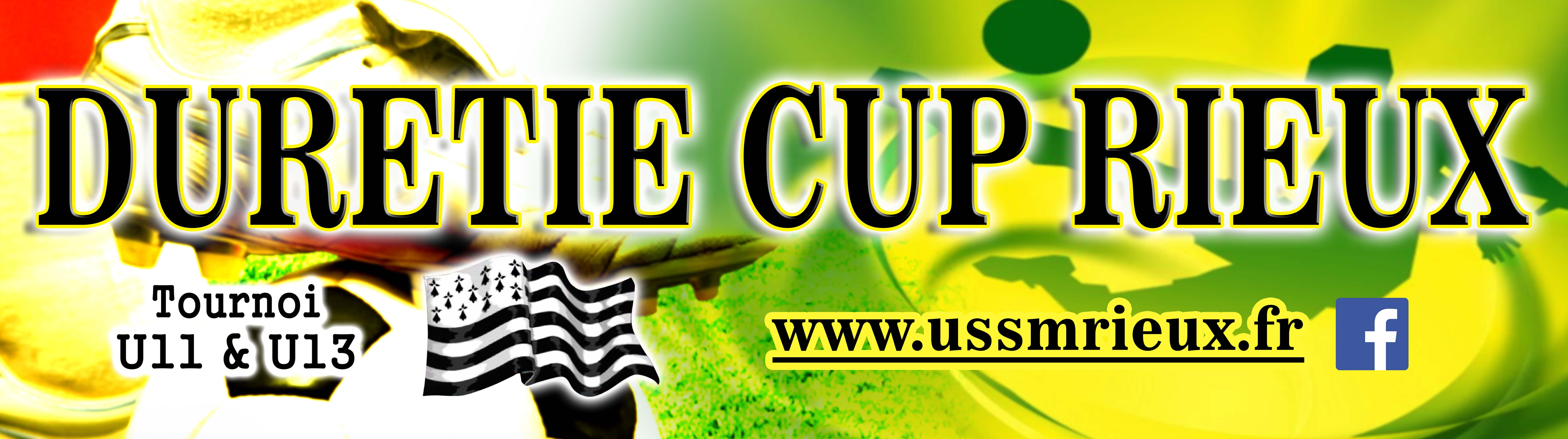 Duretie Cup 2019 - Inscriptions ouvertes !